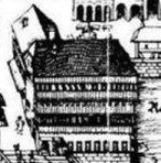 City council building in the 1500s