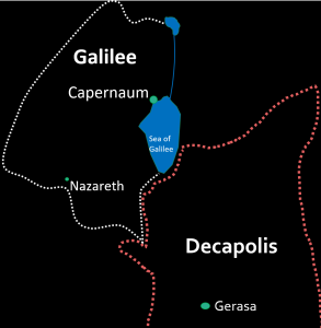 decapolis and galilee